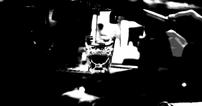 Photo Filter - #PhotoEffect #PhotoFilter #PhotographyFilter #from #glass #barista #alcohol #distilled #coffee #into