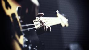 Photo Filter - #PhotoEffect #PhotoFilter #PhotographyFilter #string #instrument #person #plucked #shot #blurry #accessory #musical #musician #guitarist