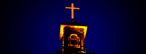 Photo Filter - #PhotoEffect #PhotoFilter #PhotographyFilter #church #worship #steeple #item #against #symbol #dark #place #crucifix