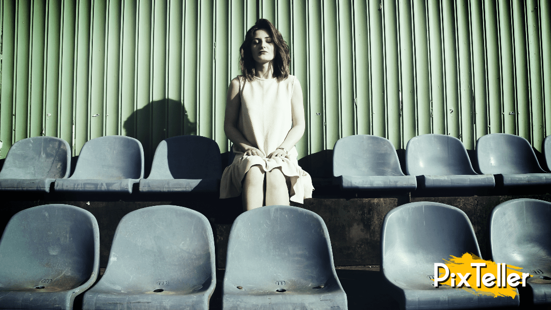Sitting,                Chair,                Girl,                Wall,                A,                Woman,                Table,                Furniture,                Chairs,                Green,                Before,                Dress,                Sits,                 Free Image