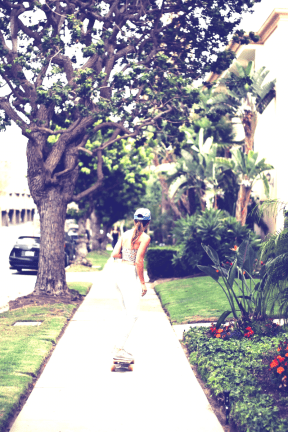 Photo Filter - #PhotoEffect #PhotoFilter #PhotographyFilter #girl #A #tree #residential #lane #day #house #area