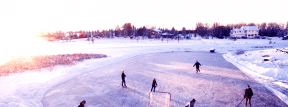 Photo Filter - #PhotoEffect #PhotoFilter #PhotographyFilter #sport #suburb #phenomenon #winter #people #with
