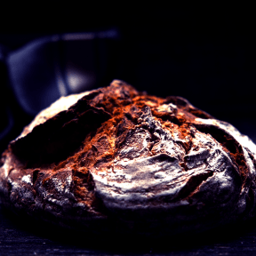 Photo Filter - #PhotoEffect #PhotoFilter #PhotographyFilter #rye #commodity #baked #sourdough #goods #bread
