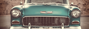 Photo Filter - #PhotoEffect #PhotoFilter #PhotographyFilter #green #classic #stylish #vehicle #Canyon #car #Conservation #automotive #chevrolet #air