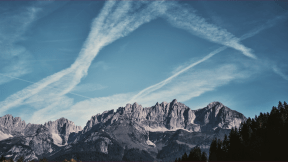 Photo Filter - #PhotoEffect #PhotoFilter #PhotographyFilter #mount #sky #alps #station #ridge #mountainous #range