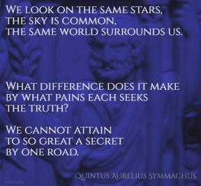Symachus - memorial secret by one road