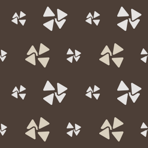 Pattern Design - #IconPattern #PatternBackground #triangles #food #mexican #fast #mexico #junk