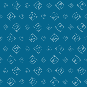 Pattern Design - #IconPattern #PatternBackground #animal #animals #arctic #zoo #mammal