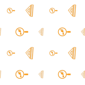 Pattern Design - #IconPattern #PatternBackground #barefoot #utensils #school #tools #measure #and #glass