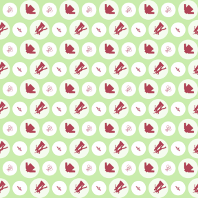 Pattern Design - #IconPattern #PatternBackground #romantic #airport #clothing #dancers #people #silhouette #circle