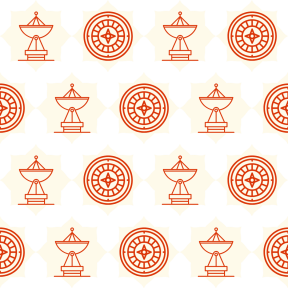 Pattern Design - #IconPattern #PatternBackground #gambling #wavy #backgrouns #inset #ragged #signal #boxes #rectangles #connectivity #clouds