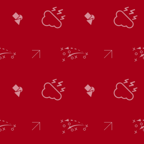 Pattern Design - #IconPattern #PatternBackground #weather #geometrical #directional #dashboard #shapes