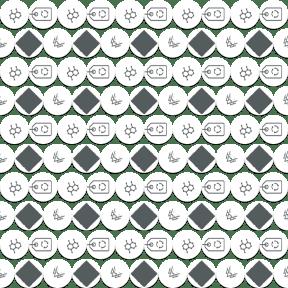 Pattern Design - #IconPattern #PatternBackground #black #edges #border #music #rough #circle #drum #mount