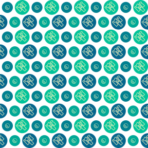 Pattern Design - #IconPattern #PatternBackground #native #shapes #view #indian #wall #tool #circles #american