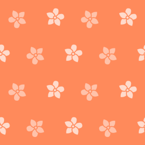 Pattern Design - #IconPattern #PatternBackground #jasmine #spring #nature #bloom #plant #blossom #floral