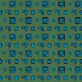 Pattern Design - #IconPattern #PatternBackground #dry #eye #personal #care #tool