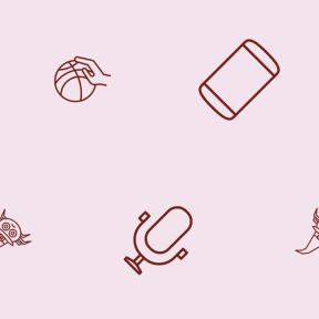 Pattern Design - #IconPattern #PatternBackground #radio #sports #spooky #insect #terror #communication #cellphone #team #phone #telephone