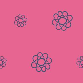 Pattern Design - #IconPattern #PatternBackground #garden #flower #petals #nature