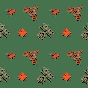 Pattern Design - #IconPattern #PatternBackground #bucket #shapes #ecologic #tide #ecological