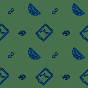 Pattern Design - #IconPattern #PatternBackground #tree #business #playground #ascending #wasps #summertime #graph #stats
