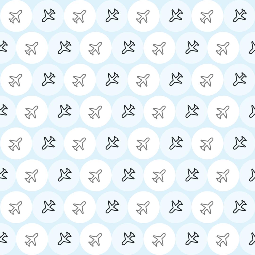 Pattern Design - #IconPattern #PatternBackground #shape #shapes #circular #airplane #geometrical #symbol #circle