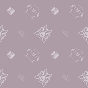 Pattern Design - #IconPattern #PatternBackground #house #hang #Porcelain #closet #opened #animals #and #pottery