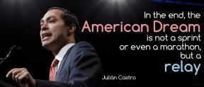 Castro - american dream relay