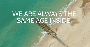 Quote Card Design - #Quote #Saying #Wording #short #vacation #coastal #oceanic #ocean #view #and