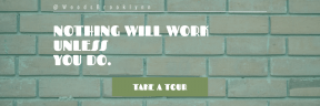Call to Action Quote Header - #CallToAction #Saying #Quote #Wording #texture #wall #square #material #shapes #geometric