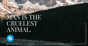 Quote Card Design - #Quote #Saying #Wording #mountainous #water #Moraine #looks #font #aqua