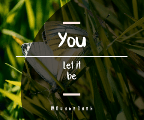 Wording Banner Ad - #Saying #Quote #Wording #music #grass #sign #moths #view #horizontal #and #black