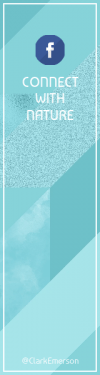 Wording Banner Ad - #Saying #Quote #Wording #rectangle #line #logo #product #blue #turquoise