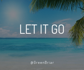 Wording Banner Ad - #Saying #Quote #Wording #beach #palm #tropics #sky #shore #oceanic #ocean #caribbean #tree #vacation