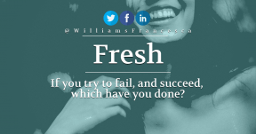 Quote Card Design - #Quote #Saying #Wording #product #photo #monochrome #expression #symbol #smile #and #blue #emotion #area
