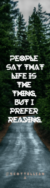 Wording Banner Ad - #Saying #Quote #Wording #infrastructure #asphalt #vegetation #tree #conifers