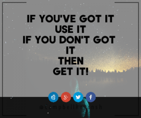 Wording Banner Ad - #Saying #Quote #Wording #brand #product #symbol #font #logo