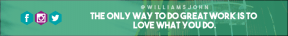 Wording Banner Ad - #Saying #Quote #Wording #logo #string #angle #close-up #line #drum