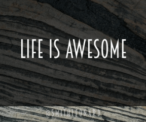 Wording Banner Ad - #Saying #Quote #Wording #outcrop #igneous #rock #texture #geology