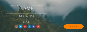 Call to Action Quote Header - #CallToAction #Saying #Quote #Wording #vegetation #station #area #mist #shapes #blue
