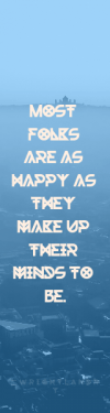 Wording Banner Ad - #Saying #Quote #Wording #atmosphere #sky #mist #photography #white #black