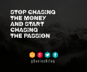 Wording Banner Ad - #Saying #Quote #Wording #brand #logo #symbol #orange #aqua #line #product #station