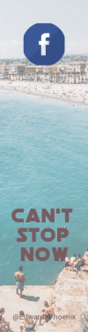 Wording Banner Ad - #Saying #Quote #Wording #blue #landforms #ocean #oceanic #shore