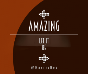 Wording Banner Ad - #Saying #Quote #Wording #display #lighting #geometrical #shape #dots #device