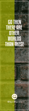 Wording Banner Ad - #Saying #Quote #Wording #normal #stone #symbols #social #logotypes