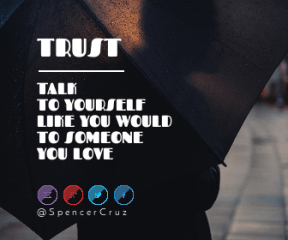 Wording Banner Ad - #Saying #Quote #Wording #text #outside #crescent #purple #circle #umbrella.