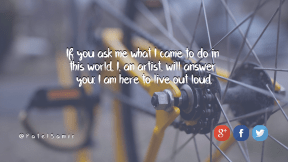 Wording Cover Layout - #Saying #Quote #Wording #A #chain #rectangle #bicycle #yellow #computer