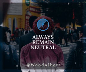 Wording Banner Ad - #Saying #Quote #Wording #area #blue #event #text #product #crowd #pedestrian #snapshot #circle #street