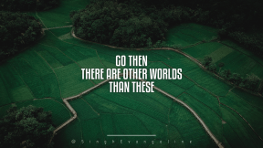 Wording Cover Layout - #Saying #Quote #Wording #water #landscape #green #photography #aerial #resources #grass