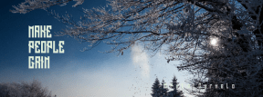 Wording Cover Layout - #Saying #Quote #Wording #frost #sky #morning #snow #branch #freezing #field #tree #sunlight