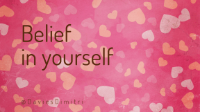 Wording Cover Layout - #Saying #Quote #Wording #polka #peach #pattern #design #texture #magenta #dot #heart